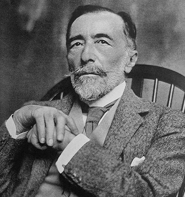 "the theme of emptiness in the works of t s eliot and joseph conrad Essays and criticism on t s eliot, including the works ""the love t s eliot poetry: british analysis eliot the poet became not unlike joseph conrad's."