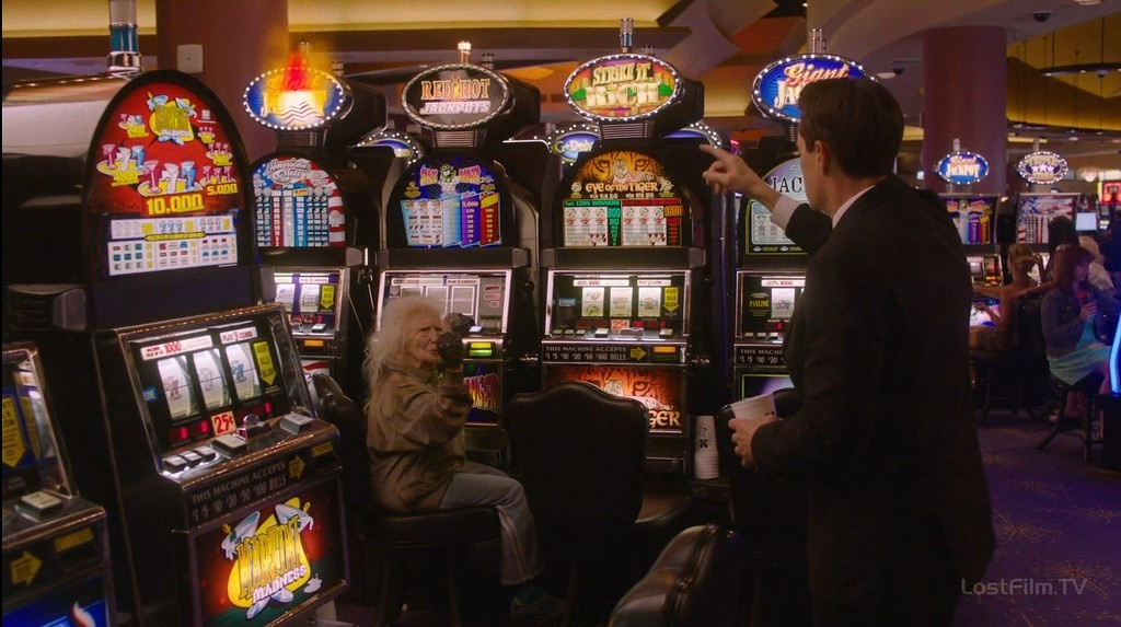 Slot machine twin peaks