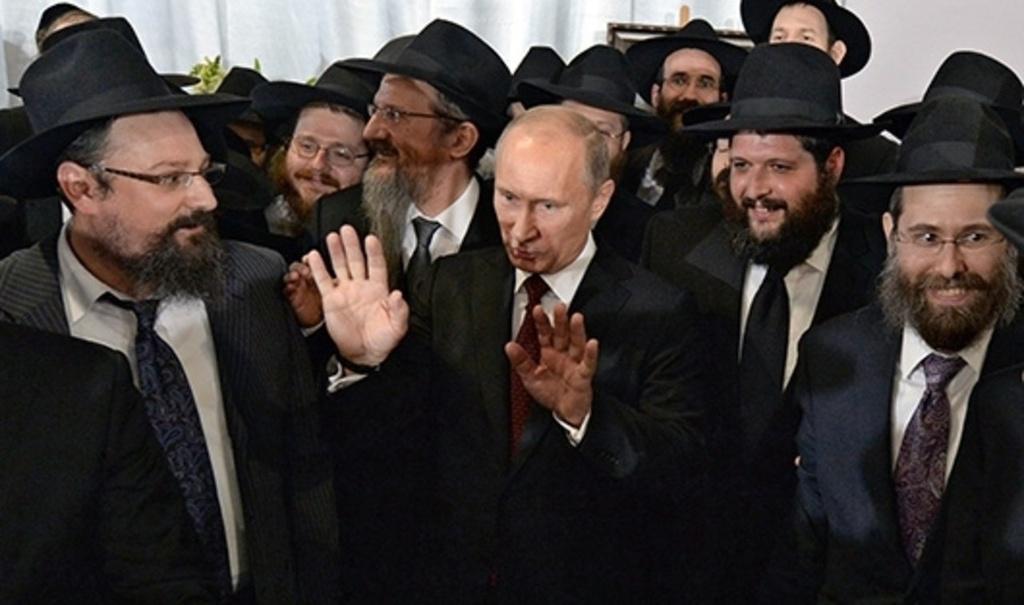 """Путин мягко намекнул """"мировому еврейству"""", что может открыть """"ящик Пандоры"""""""